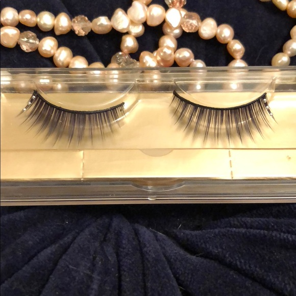 Dior Makeup Grand Bal Silver Pearl Edge False Eyelashes Poshmark